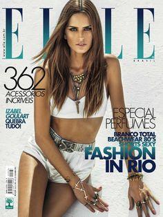 Elle Brazil October 2012