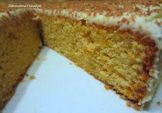 Zdrowo i na temat...: Bezglutenowe ciasto POMARAŃCZOWO-MIGDAŁOWE. Bardzo wilgotne i puszyste.