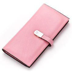 Comprar carteras de largo marca para mujeres online cuero auténtico buen precio moda [ANW61105] - €16.55 : bzbolsos.com, comprar bolsos online