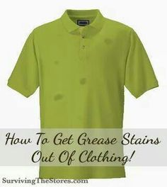 How to mix vinegar oxiclean wash walls for Get oil stain out of white shirt