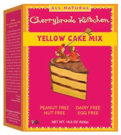 Yellow Cake Mix  PEA