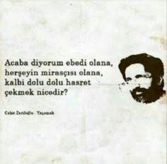 -Cahit Zarifoğlu