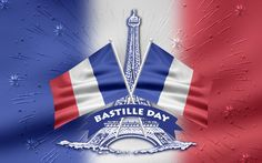 French holiday-During the French Revolutionary War,the people stormed the great Bastille fort which helped them greatly in achieving victory against the French Monarchy French Independence Day, Happy Bastille Day, 25 Years Old, Colouring Pages, Paris France, Flag, Clip Art, Wallpaper, July 14