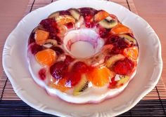Sweet Life, Yummy Snacks, Tupperware, Waffles, Berries, Dessert Recipes, Food And Drink, Pudding, Sweets