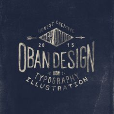 Projects - oban design