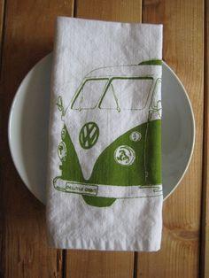 VW Van Napkins
