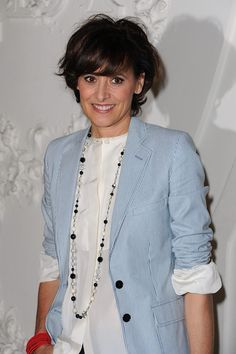 Ines de la Fressange Photo - Jean-Paul Gaultier: Front Row - Paris Fashion Week Haute Couture F/W 2013