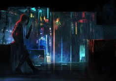 Cyberpunk 2077 is an upcoming action role-playing video game developed and published by CD Project. It is scheduled to be released for Microsoft Windows, PlayStation 4, PlayStation 5, Stadia, Xbox One, and Xbox Series X/S on 19 November 2020. Cyberpunk 2020, Sci Fi City, Cyberpunk Character, Dark Star, Gaming Wallpapers, Shadowrun, Future City, Futuristic, Concept Art