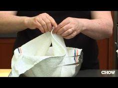 How to Make Cheese from Yogurt - YouTube