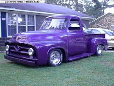 55 Ford F-100 Step Side PU Truck. Gorgeous.!!!
