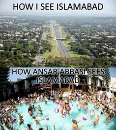 How conservatives see Islamabad