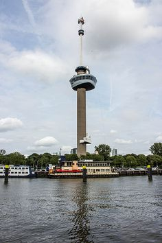 Euromast. Fascinating Rotterdam - http://www.travelandtransitions.com/european-travel/