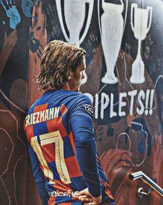 Neymar Barcelona, Fc Barcelona Players, Barcelona Football, Best Football Players, Football Memes, Soccer Players, Antoine Griezmann, Fc Barcelona Wallpapers, Real Madrid Soccer
