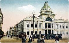Praça Thome Souza antiga