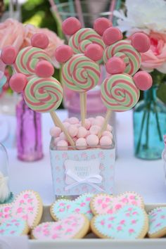 Minnie Shabby Chic Party