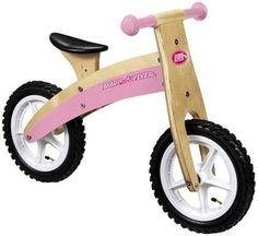 Radio Flyer Classic Glide & Go Balance Bike - Pink - Free Shipping