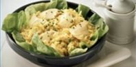 How to Freeze Chicken Salad | eHow  Foods that cannot be eaten within a few days may be frozen to preserve their life and to create an easy meal for another day. Chicken salad is a dish that can be made in bulk, making it a popular choice for part appetizers and picnics. Leftover chicken salad may be safely frozen for up to four months, according to the USDA Food Safety and Inspection Service.   Read more: http://www.ehow.com/how_5403507_freeze-chicken-salad.html#ixzz2h9MA6eHp