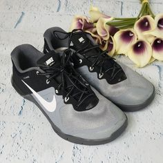 uk availability 4f81d 887af Nike Shoes   Women S Nike Metcon 2 Flywire Training Shoe   Color  Black Gray