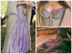 Princess Aurora's costume - Once Upon A Time. Very beautiful design!