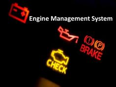 Whether it is your car or a genset, engine management system is necessary for better efficiency & performance.