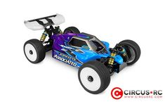 Carrosserie JConcepts Strike 2 pour RC8B3e