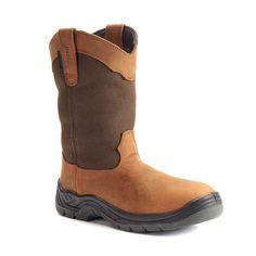 Itasca Python Men's Waterproof Work Boots, Size: