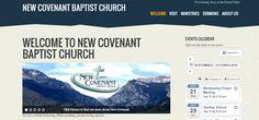 Congrats New Covenant Baptist Church Grand Junction, CO – Best Church Websites Award Winner! #ChurchWebsites #BestChurchWebsites