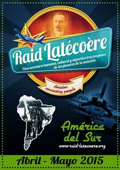 MUSEO DE LA AVIACION NAVAL ARGENTINA: RAID LATECOERE 2015 EN ESPORA Comic Books, France, Comics, Cover, Movie Posters, Vintage, Art, Museums, Argentina