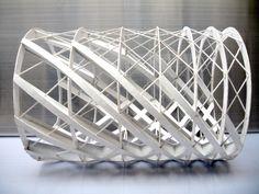 paper folding by sim models pinterest maquetas arquitectura y morfologia. Black Bedroom Furniture Sets. Home Design Ideas