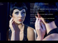 Liza minelli makeup