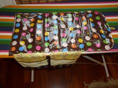 all in one changing pad