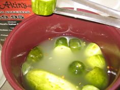 PICKLES FROM DZ AKINS