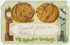 Vintage Halloween: Haunted Postcards from the Early 1900s – Brain Pickings