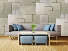 How to Install Brick Veneer on an Interior Wall Wall Cladding Designs, Interior Walls, Interior Design, Stone Interior, Thin Brick Veneer, Wood Cladding, Wall Exterior, 3d Wall Panels, Concrete Tiles
