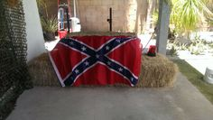 redneck party decorations