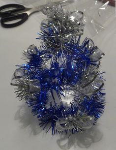 Ręko-czyny: Choinka stroik na Boże Narodzenie