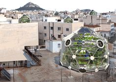 The Globe (Hedron) Is a Geodesic Greenhouse for Urban Farmers | Inhabitat - Sustainable Design Innovation, Eco Architecture, Green Building