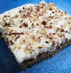 Gluteeniton porkkanakakku - Myllärin | Etusivu | Teet, Bread, Food, Eten, Bakeries, Meals, Breads, Diet