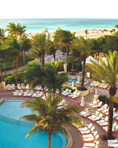 Miami Luxury Beach Hotel