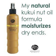 Kukui Oil Natural Hair