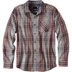 New styles are on sale: Fletcher Long Sleeve Shirt (Men's) #prAna at RockCreek.com ends 11/10/15