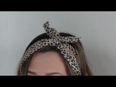 DIY Wire scarf /
