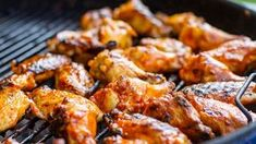 Alette+pollo+Buffalo+Wings+salsa+piccante+ricetta+americana