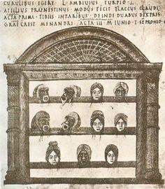 Comedia de Terencio, Heautontimorumenos (El torturador de sí mismo).