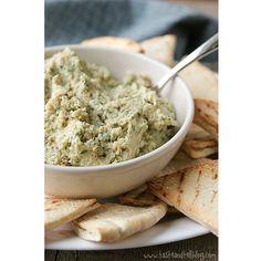 Roasted Cauliflower and Tahini Dip - this sounds like an amazing alternative to hummus!