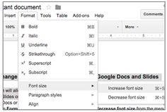 The latest Google Drive Updates for Teachers ~ Educational Technology and Mobile Learning