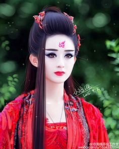 The Journey Of Flower, Princess Agents, Art Of Beauty, Beauty Women, Ancient Beauty, Painting Of Girl, Birth Flowers, Cute Faces, Face Art
