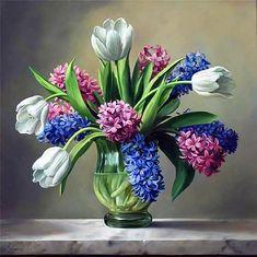 """Résultat de recherche d'images pour """"tableau bouquet de fleurs"""""""