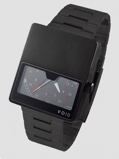 Swedish designed Void watches.