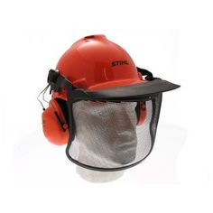 Brand: Stihl Features:  Protects against engine noise and flying debris Keeps grass and twigs away f